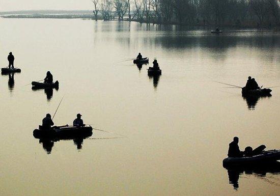 北方初春钓鱼的规律与妙招