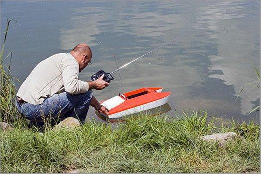 夏季水库钓鱼的做窝方法