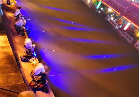 夏季夜钓杂鱼少 浅谈夜钓浮漂的调法