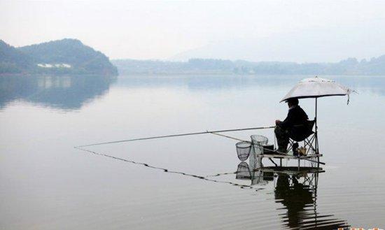 高温天气怎样钓鱼效果较好