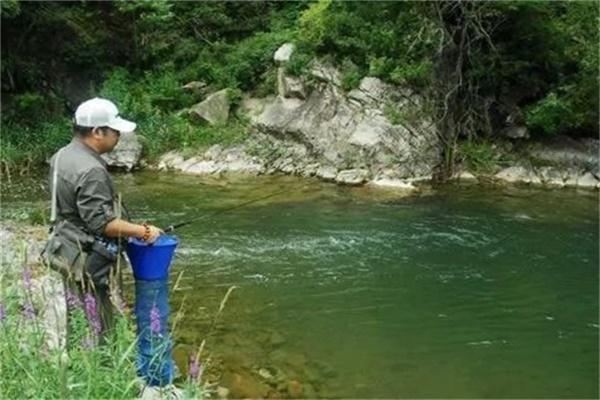 钓鱼时观察水情有什么用