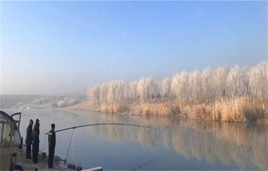 初冬钓鱼做出这些改变 让你不用再白白挨冻