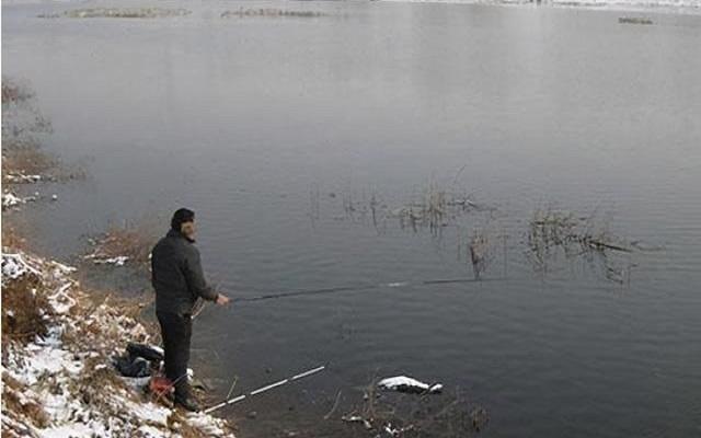 冬季使用这三点就可以钓到鲤鱼