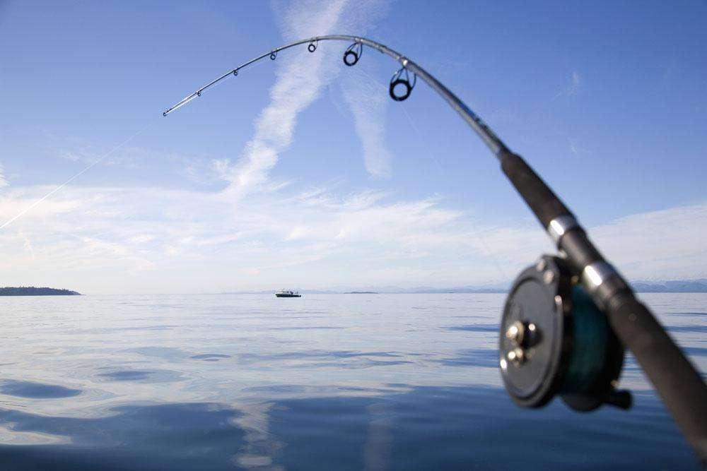 垂钓中鱼后防止跑鱼的四个技巧