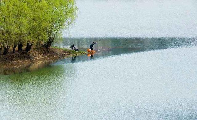细数钓流水的这几种钓法,一种更比一种强