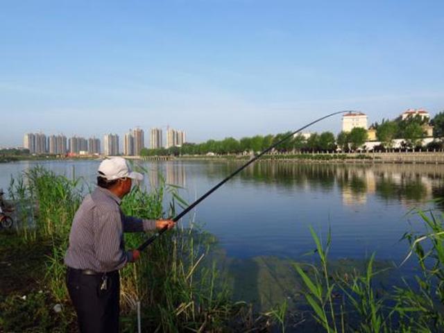 传统钓中的悬浮钓法,调漂技巧