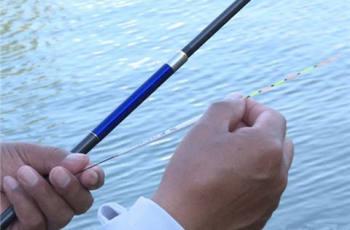 野钓最快最简单的调漂方法