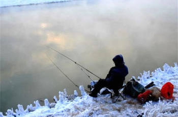 冬钓各种钓法的调漂方法介绍
