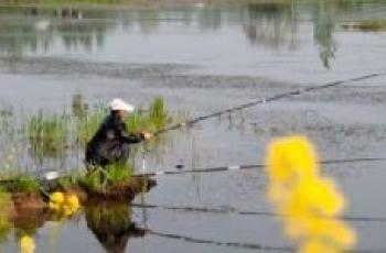 北方地区早春时节的一些钓鱼技巧