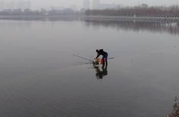 滑口鱼总不靠岸?合理运用滑漂钓法,让大鱼无处可藏