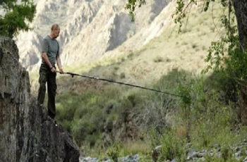 经常钓鱼的总统元首,你认识多少个?