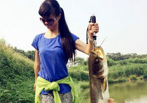 自然水域钓鲶鱼的经验技巧