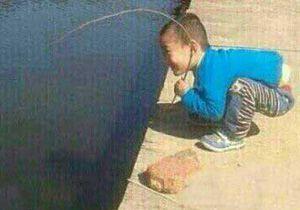 手竿钓鱼时怎么溜鱼 遛鱼技巧杂谈