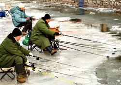 冬钓时提高钓获的五个妙招