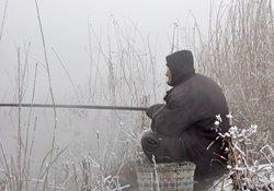 适合冬季钓鱼的三种天气分析