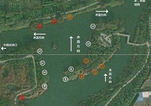 自然水域垂钓选择钓位的技巧
