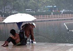 降温天气好钓鱼吗
