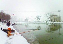 冬季野外怎样钓鱼 常见问题分析