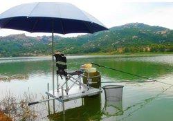 了解水库的水位和水温 准确分析鱼情与水情