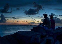 水库夜钓的钓饵、打窝、钓法分享