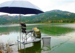 秋季水库钓鱼这些不利因素要避开