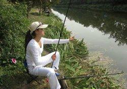 秋季水库野钓的实用小技巧