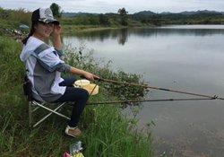 水库垂钓时如何选择上鱼更好的钓点