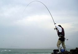 寻找钓鱼窝点与续窝的方法