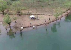 水库湖泊涨水期钓鱼的经验和技巧