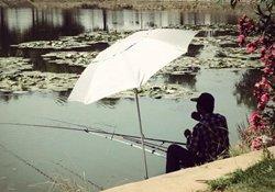 夏末秋初的季节野外钓鱼应做好的准备