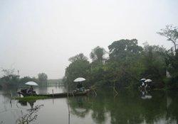 雨天钓鱼该如何选钓位?要因雨而变
