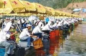 从日本的黑拉钓法,对比台钓,浅谈中日钓鱼文化的差异